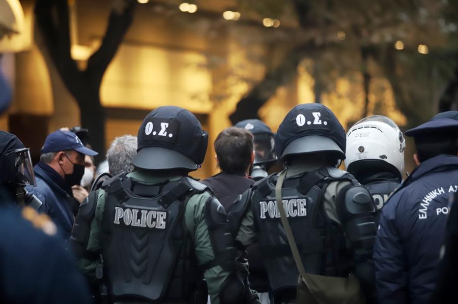 Η κυβερνητική απαγόρευση της πορείας έσπασε Η κρατική τρομοκρατία δεν μας τρομάζει!