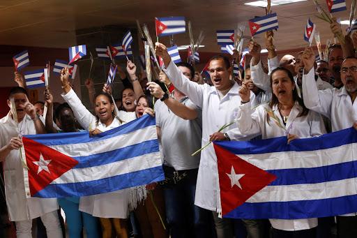 Αλληλεγγύη στην Κούβα και τον λαό της